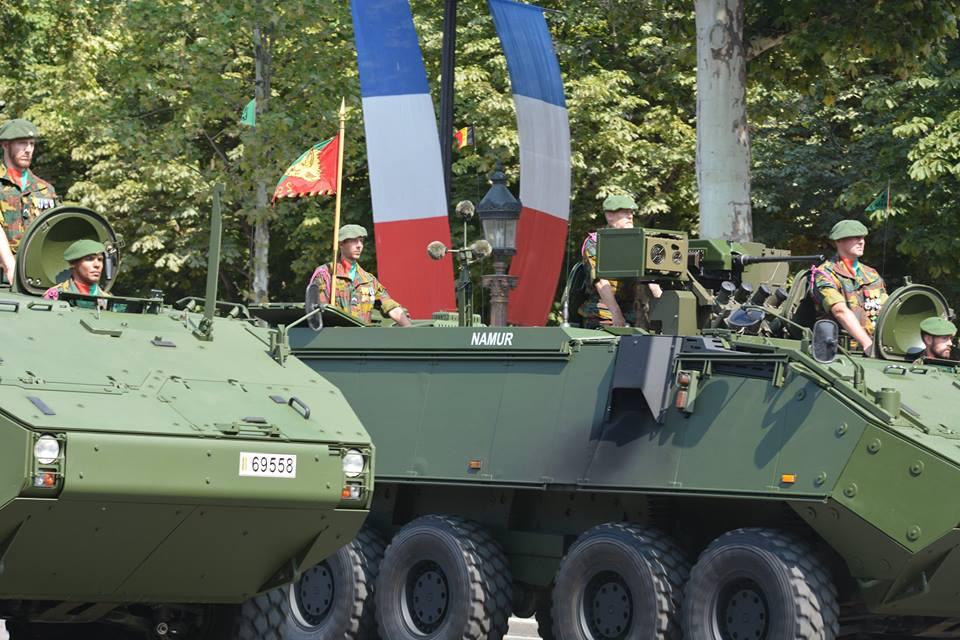 Armée Belge / Defensie van België / Belgian Army  - Page 17 4760