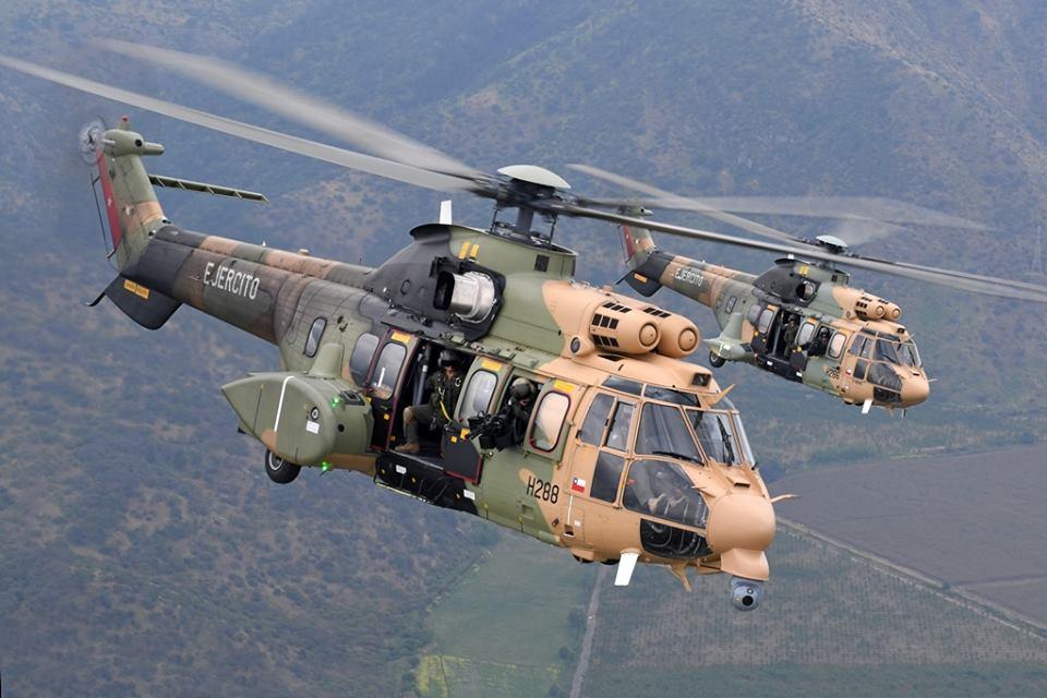 Armée Chilienne / Chile's armed forces / Fuerzas Armadas de Chile - Page 13 4839