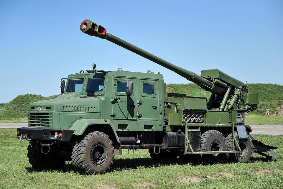 systèmes d'artilleries autotractés et autopropulsés - Page 4 4847