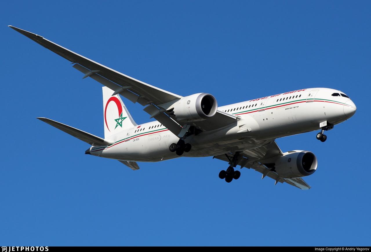 Royal Air Maroc - Page 21 4855