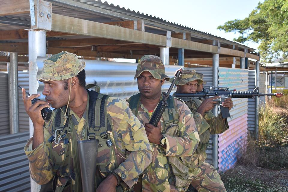 Force de défense de Papouasie Nouvelle-Guinée  / Papua New Guinea Defence Force (PNGDF) 4863
