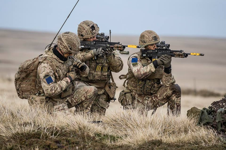 Armée Britannique/British Armed Forces - Page 11 48a13