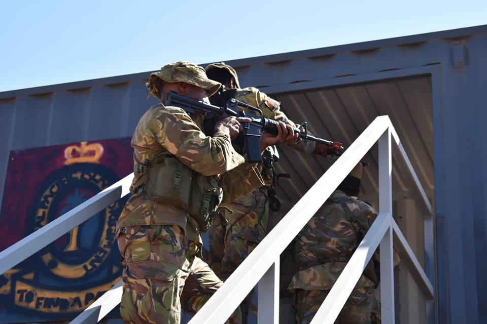 Force de défense de Papouasie Nouvelle-Guinée  / Papua New Guinea Defence Force (PNGDF) 48c26