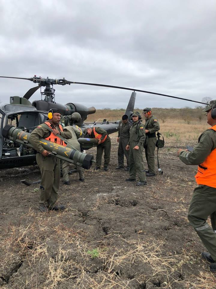 Armée Equatorienne/Fuerzas Armadas del Ecuador - Page 6 48c40