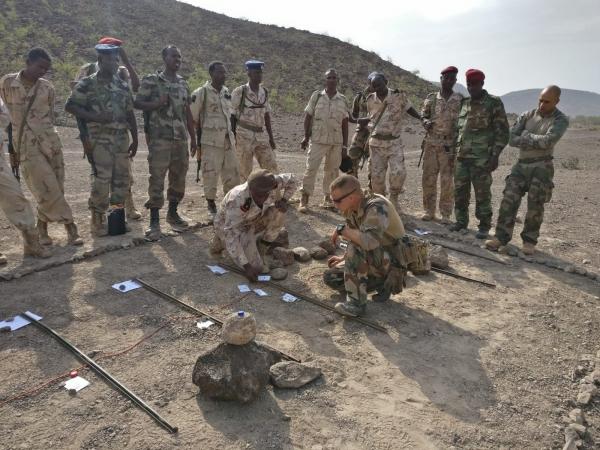 Armée djiboutienne / Djibouti National Army - Page 3 48c45