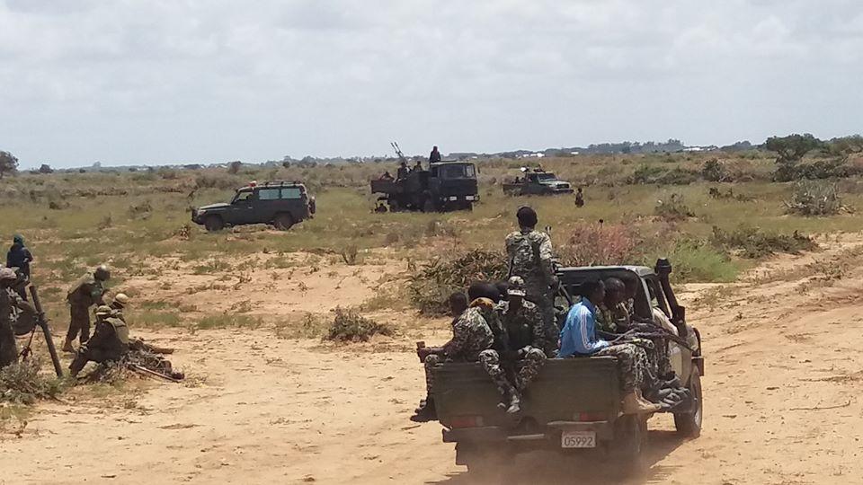 Armée Somalienne / Military of Somalia - Page 2 48d14