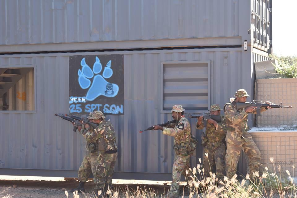 Force de défense de Papouasie Nouvelle-Guinée  / Papua New Guinea Defence Force (PNGDF) 48d21