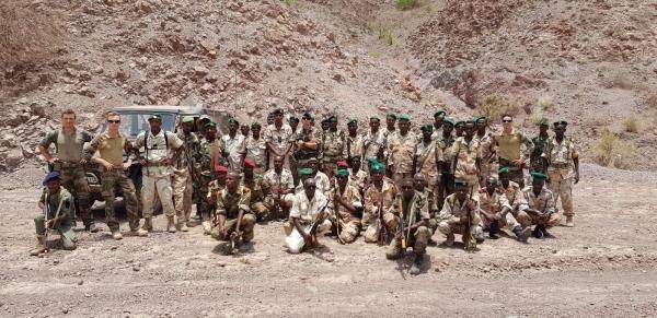 Armée djiboutienne / Djibouti National Army - Page 3 48d45
