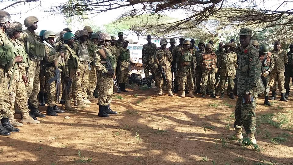 Armée Somalienne / Military of Somalia - Page 2 48e12