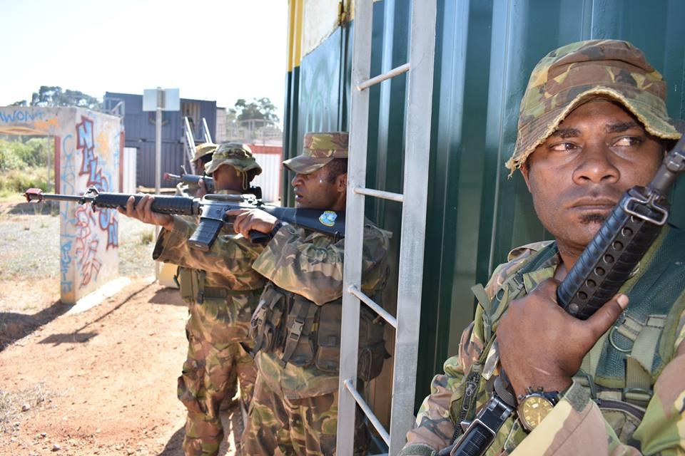 Force de défense de Papouasie Nouvelle-Guinée  / Papua New Guinea Defence Force (PNGDF) 48e20