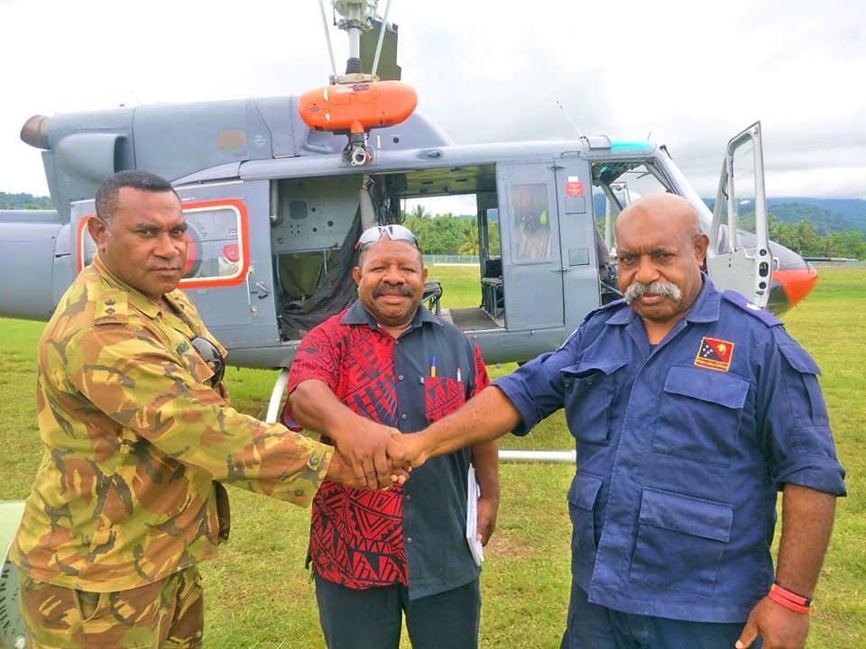 Force de défense de Papouasie Nouvelle-Guinée  / Papua New Guinea Defence Force (PNGDF) 48h21