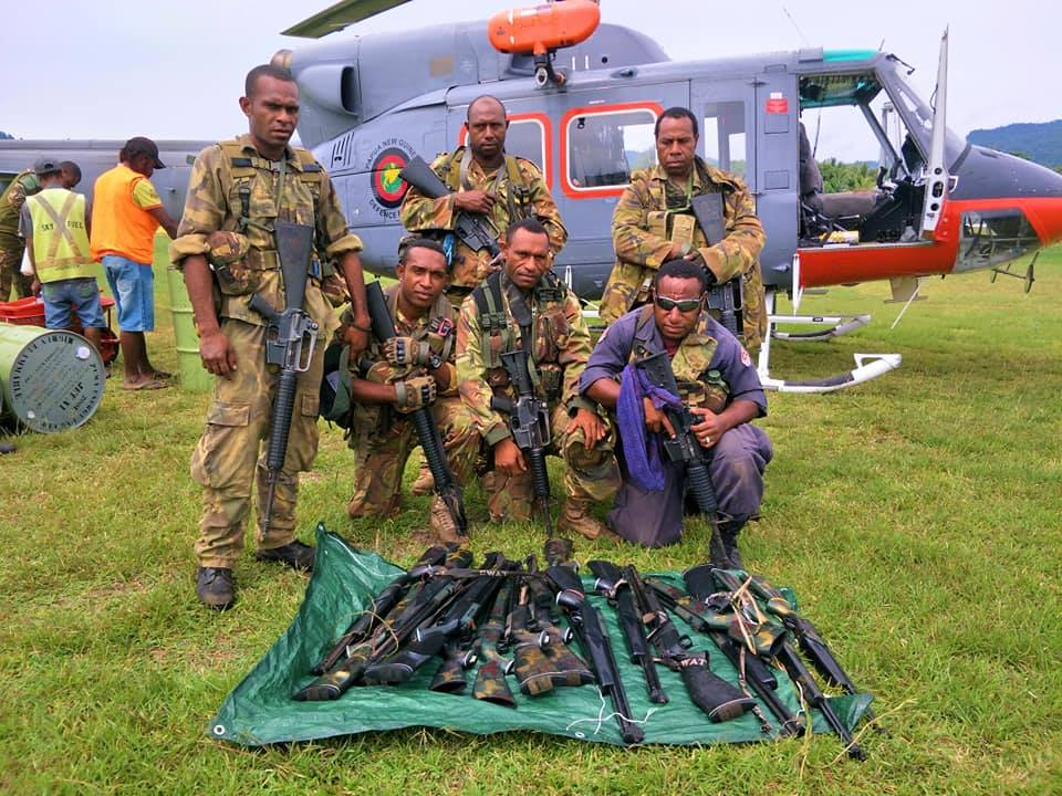 Force de défense de Papouasie Nouvelle-Guinée  / Papua New Guinea Defence Force (PNGDF) 48i20