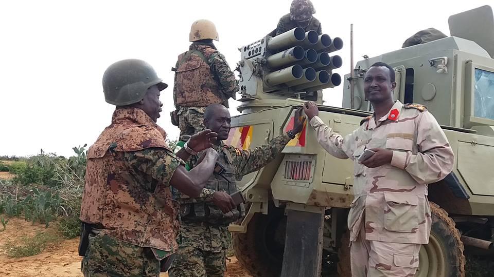 Armée Somalienne / Military of Somalia - Page 2 4936