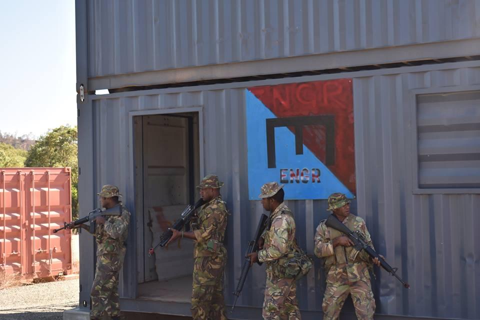 Force de défense de Papouasie Nouvelle-Guinée  / Papua New Guinea Defence Force (PNGDF) 4942