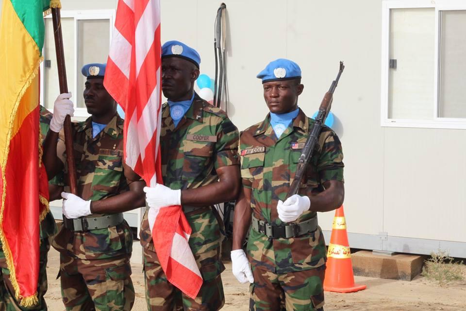 Les Forces Armées du Libéria / Armed Forces of Liberia ( AFL ) 515