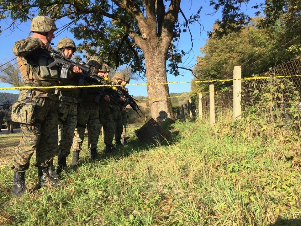 Forces armées de Bosnie et d'Herzégovine 518