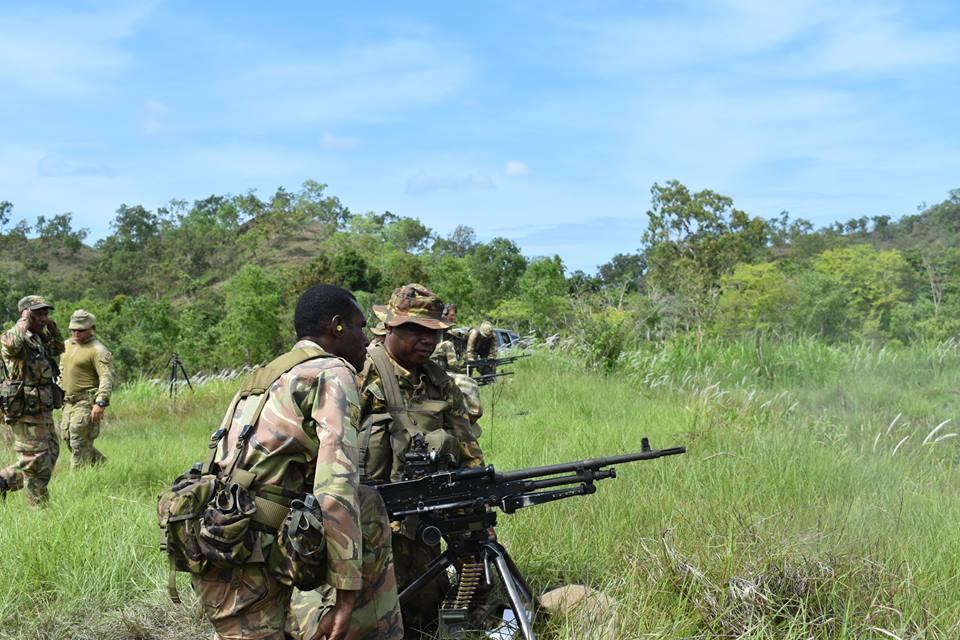 Force de défense de Papouasie Nouvelle-Guinée  / Papua New Guinea Defence Force (PNGDF) 528