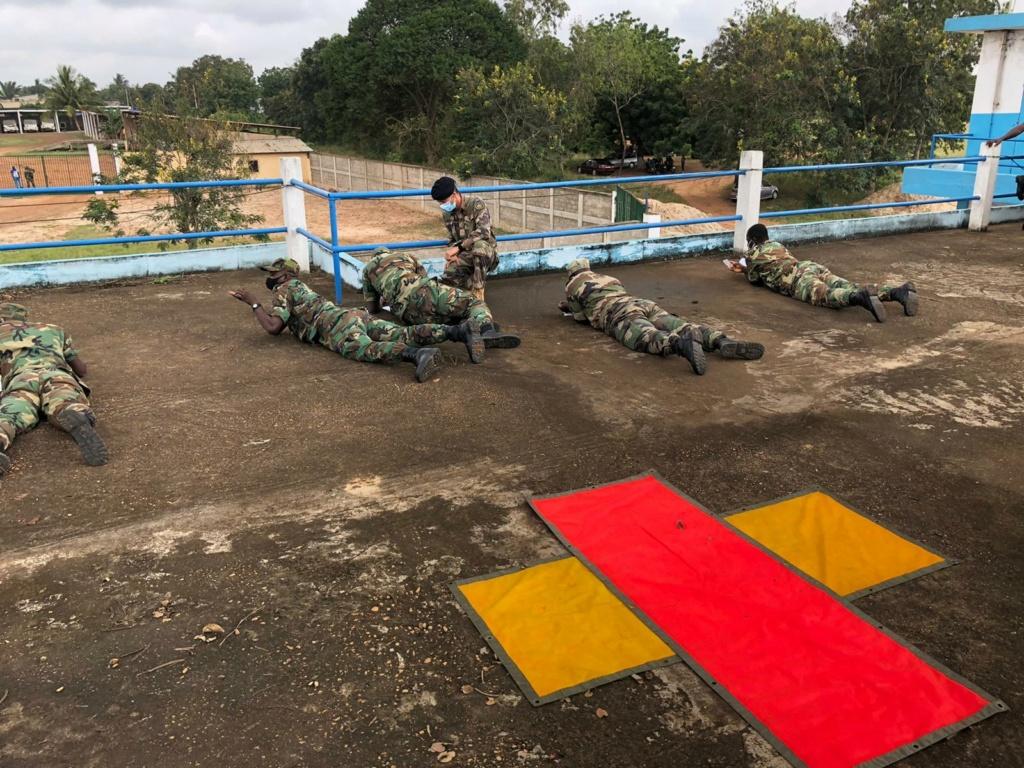 Forces Armées Togolaises / Togolese Armed Forces - Page 2 571