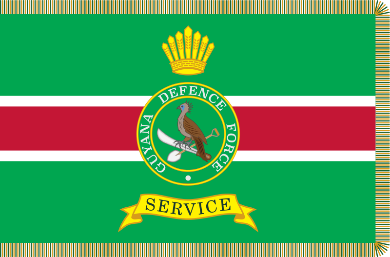 Guyana Defence Force (GDF) 5a326