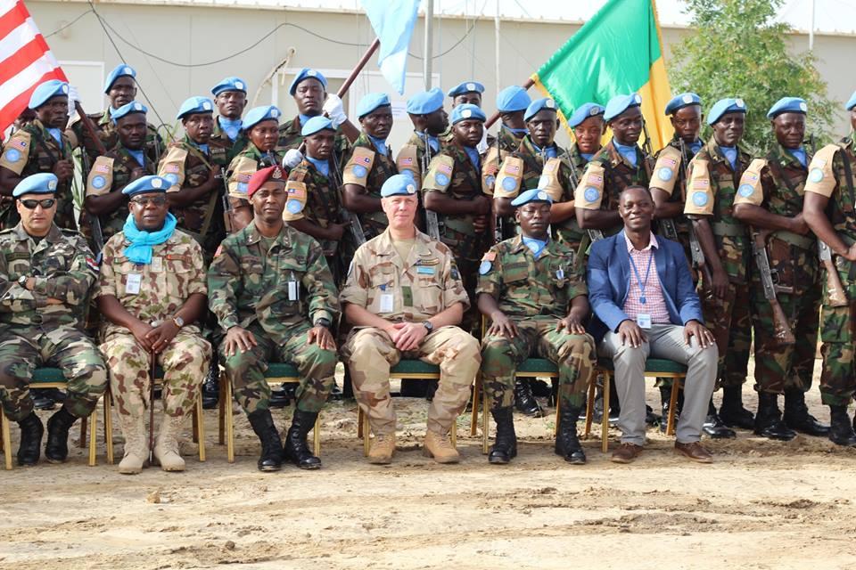 Les Forces Armées du Libéria / Armed Forces of Liberia ( AFL ) 616