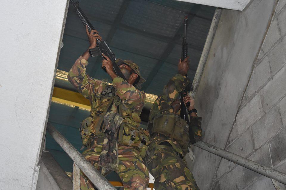 Force de défense de Papouasie Nouvelle-Guinée  / Papua New Guinea Defence Force (PNGDF) 617