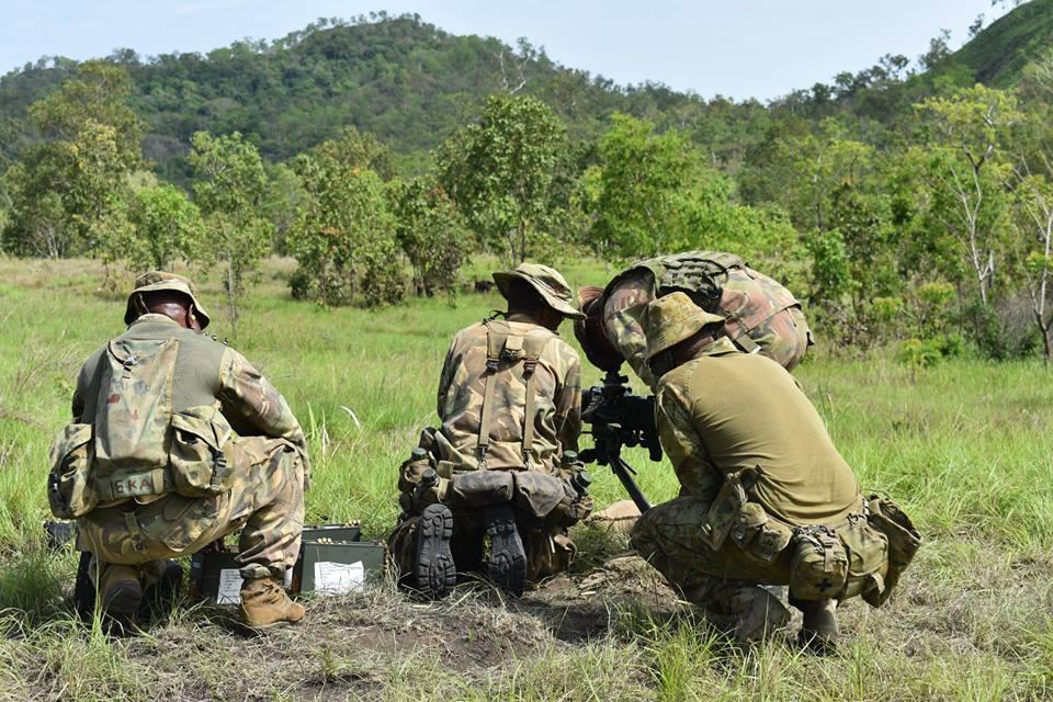 Force de défense de Papouasie Nouvelle-Guinée  / Papua New Guinea Defence Force (PNGDF) 629