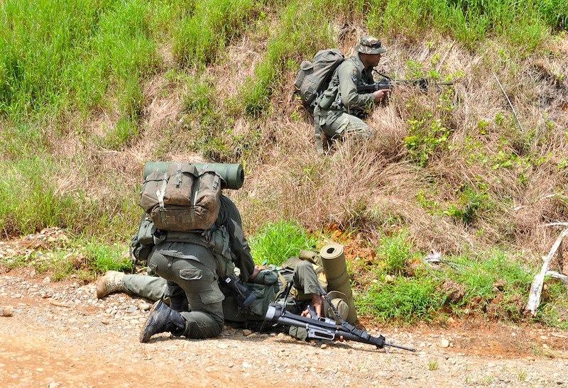 Les Forces militaires de la République des Fidji  /Republic of Fiji Military Forces (RFMF) 6a23