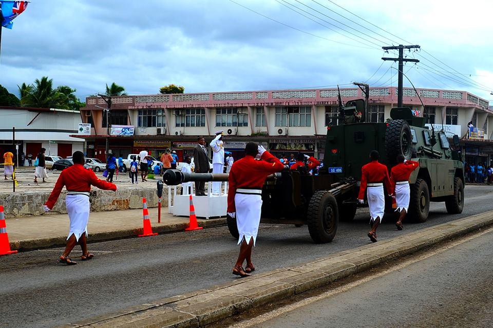 Les Forces militaires de la République des Fidji  /Republic of Fiji Military Forces (RFMF) 6a25