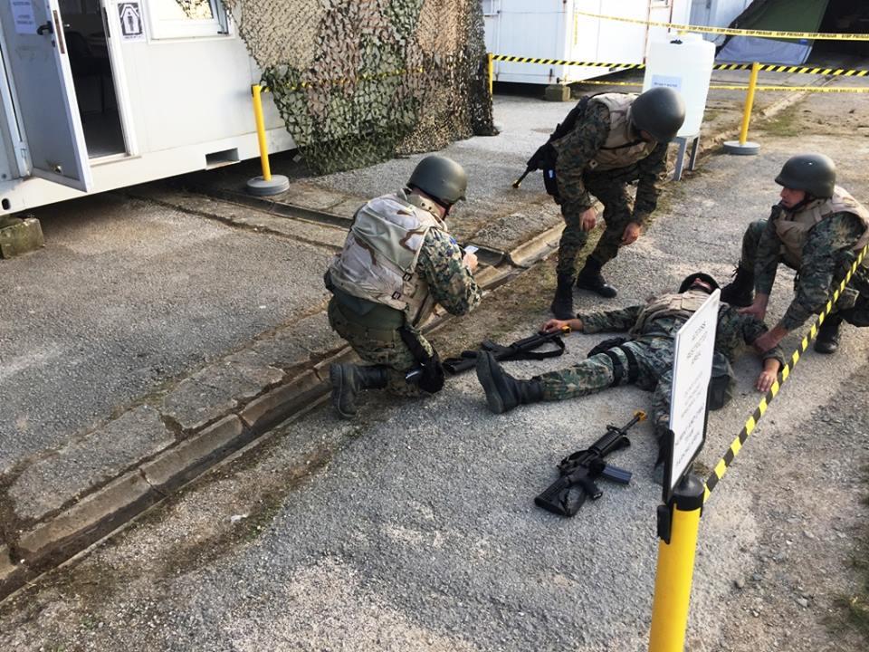 Forces armées de Bosnie et d'Herzégovine 718