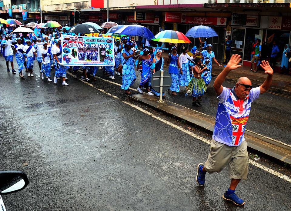 Les Forces militaires de la République des Fidji  /Republic of Fiji Military Forces (RFMF) 740