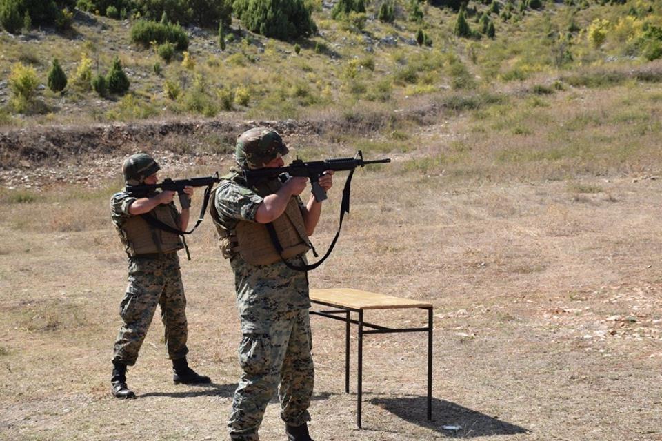 Forces armées de Bosnie et d'Herzégovine 914
