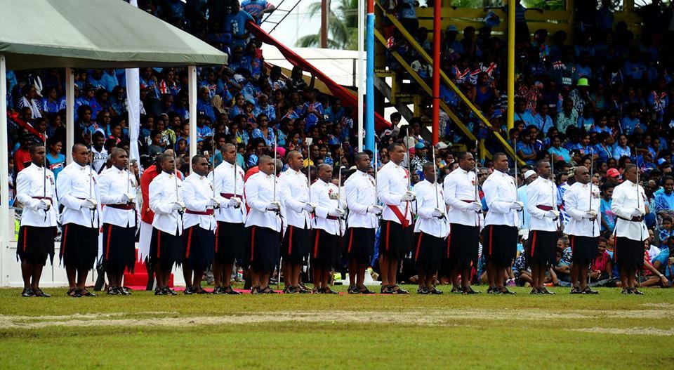 Les Forces militaires de la République des Fidji  /Republic of Fiji Military Forces (RFMF) 932