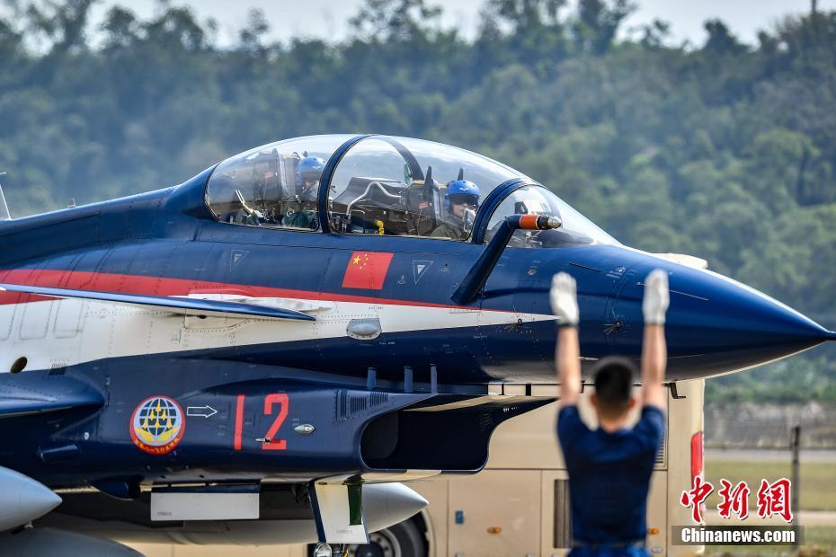 Salon aéronautique de Zuhai 2018 / Airshow China 2018 (6 au 11 novembre) 956