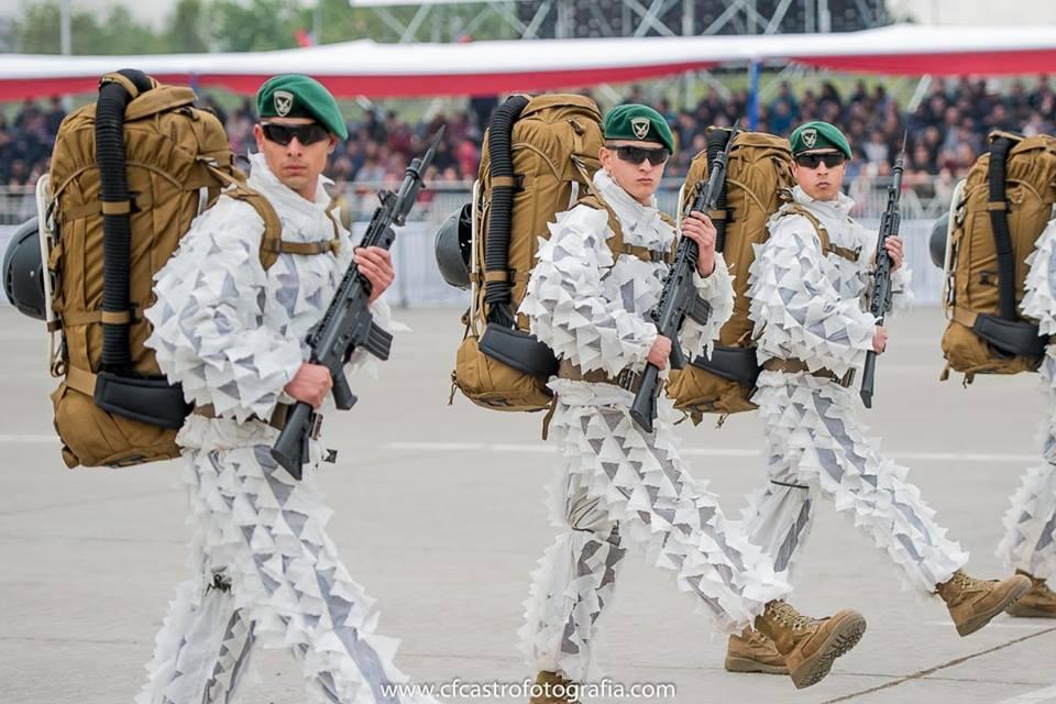 Armée Chilienne / Chile's armed forces / Fuerzas Armadas de Chile - Page 14 9a10