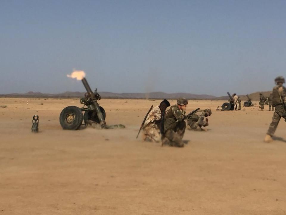 Armée djiboutienne / Djibouti National Army - Page 3 9a20