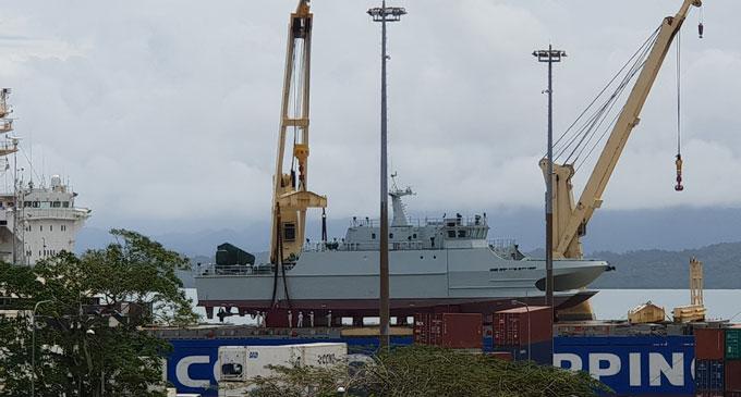Les Forces militaires de la République des Fidji  /Republic of Fiji Military Forces (RFMF) 9a21