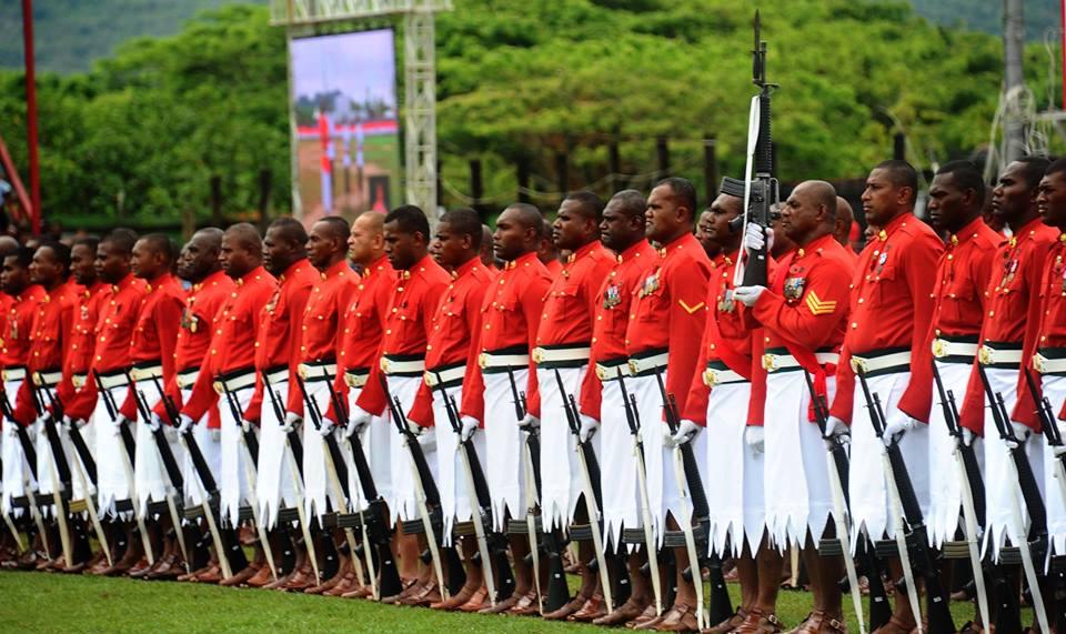 Les Forces militaires de la République des Fidji  /Republic of Fiji Military Forces (RFMF) 9a23