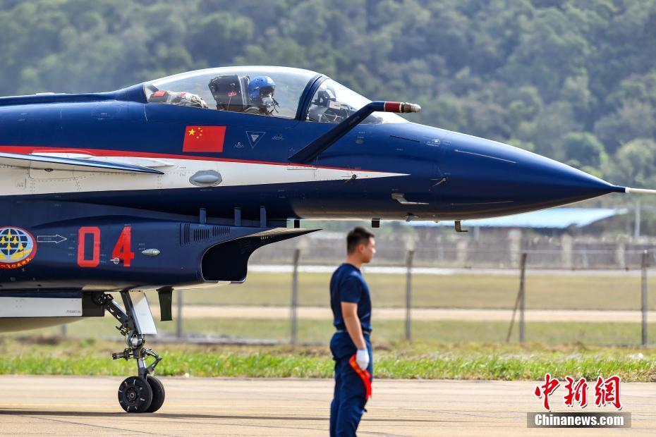 Salon aéronautique de Zuhai 2018 / Airshow China 2018 (6 au 11 novembre) 9a43