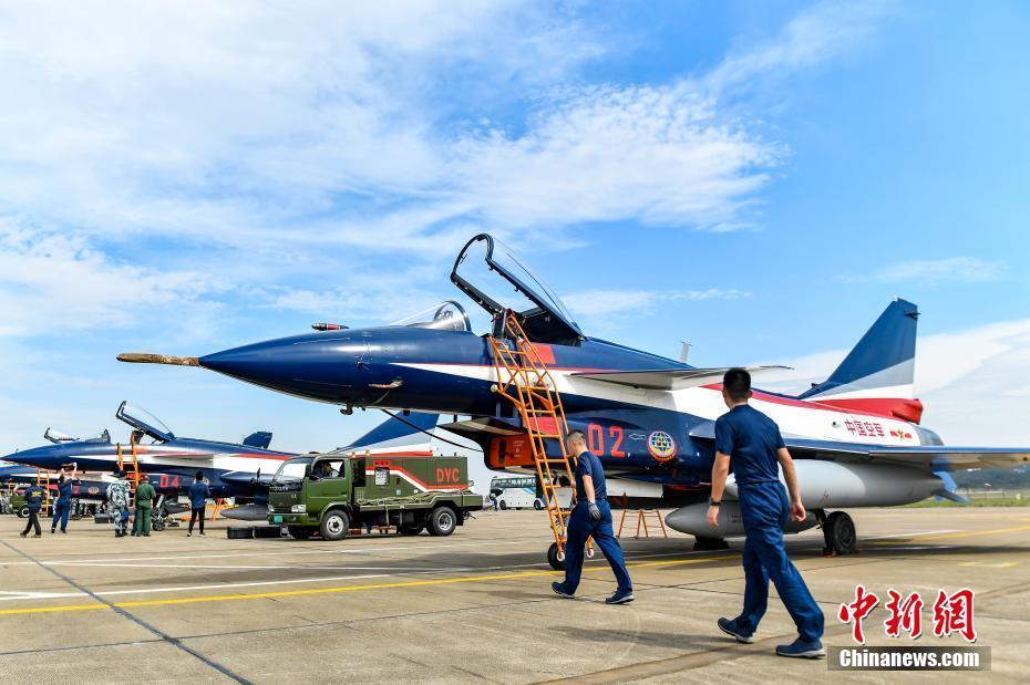 Salon aéronautique de Zuhai 2018 / Airshow China 2018 (6 au 11 novembre) 9d14