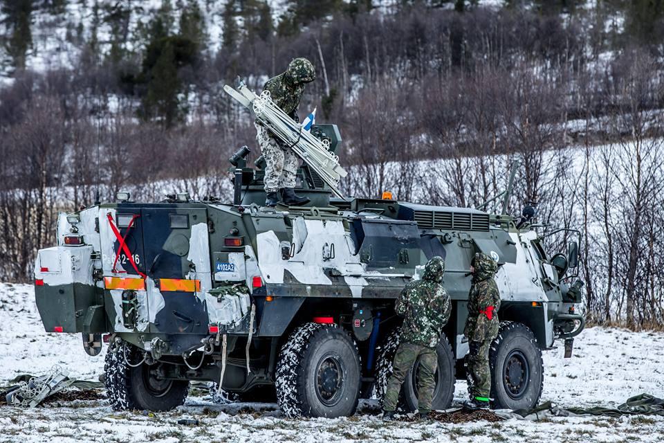Armée Finlandaise / Finnish Defence Forces / puolustusvoimat - Page 9 9e12