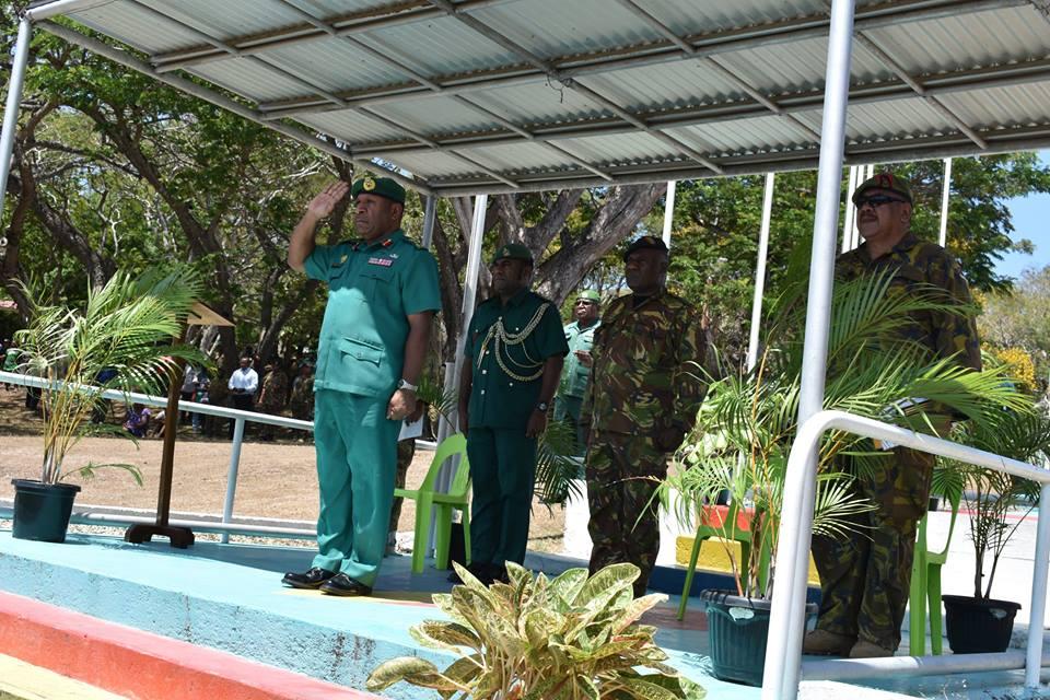 Force de défense de Papouasie Nouvelle-Guinée  / Papua New Guinea Defence Force (PNGDF) 9e17