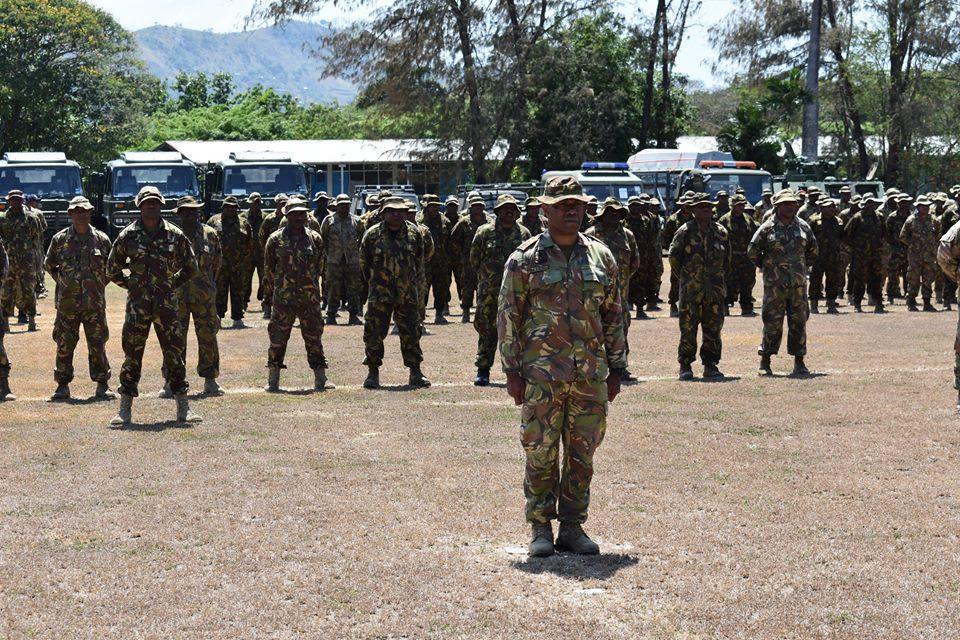 Force de défense de Papouasie Nouvelle-Guinée  / Papua New Guinea Defence Force (PNGDF) 9f17