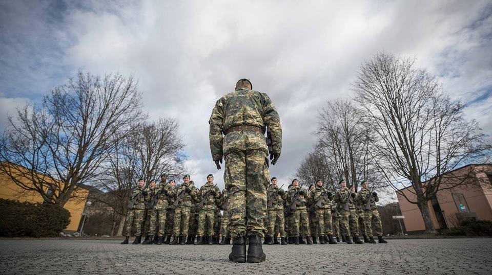 Armée autrichienne / Austrian Armed Forces / Österreichisches Bundesheer  - Page 6 _011