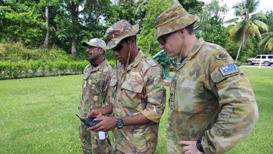 Force de défense de Papouasie Nouvelle-Guinée  / Papua New Guinea Defence Force (PNGDF) _026