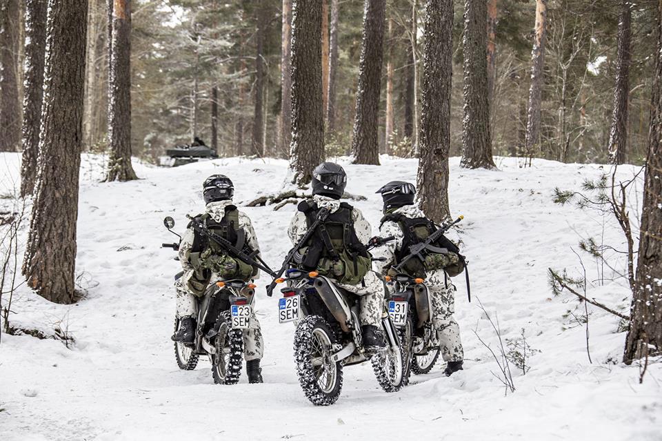 Armée Finlandaise / Finnish Defence Forces / puolustusvoimat - Page 10 _042