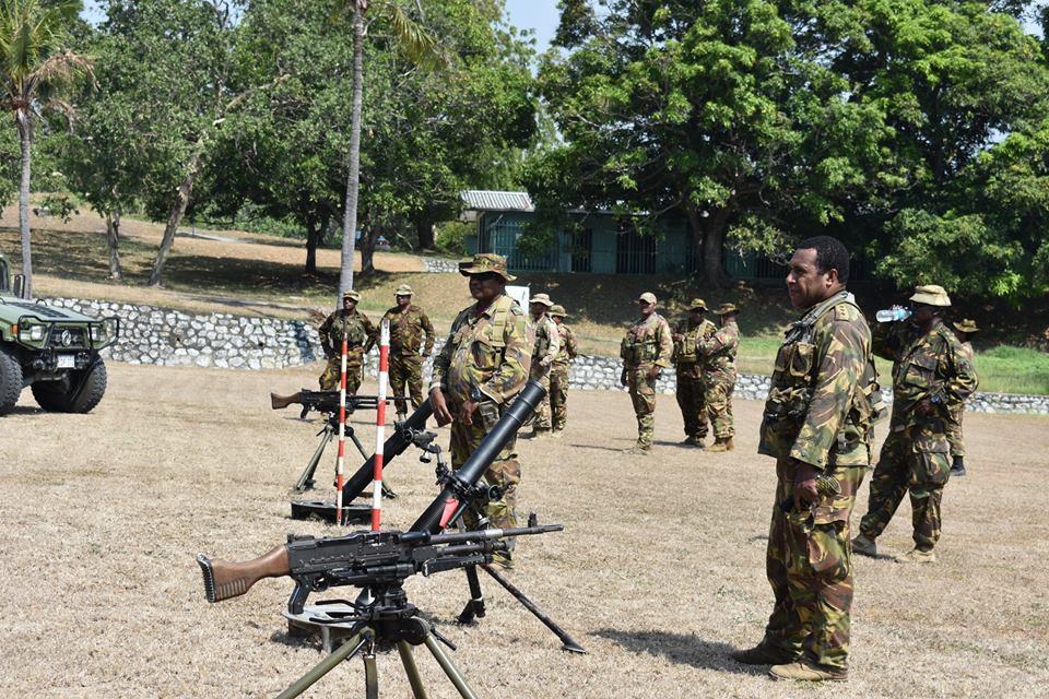Force de défense de Papouasie Nouvelle-Guinée  / Papua New Guinea Defence Force (PNGDF) _1025