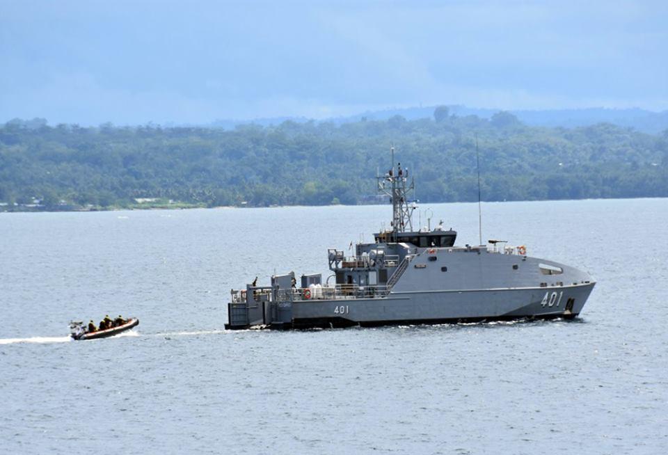 Force de défense de Papouasie Nouvelle-Guinée  / Papua New Guinea Defence Force (PNGDF) _1047