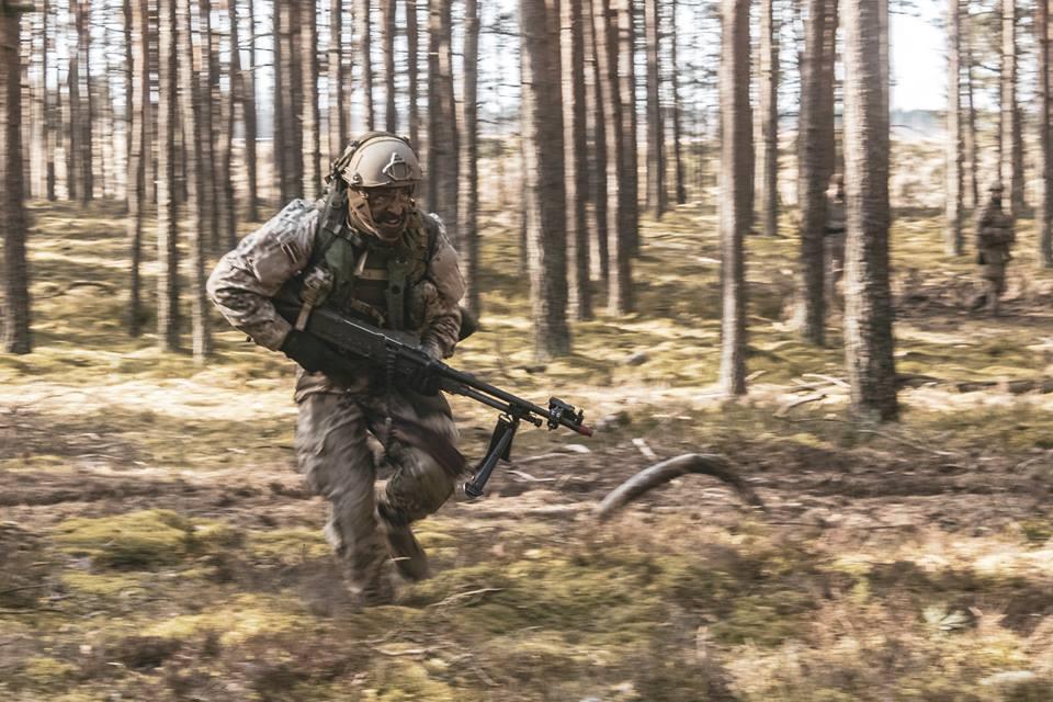 l'Armée Lettone \ Latvian Armed Forces - Page 2 _1053