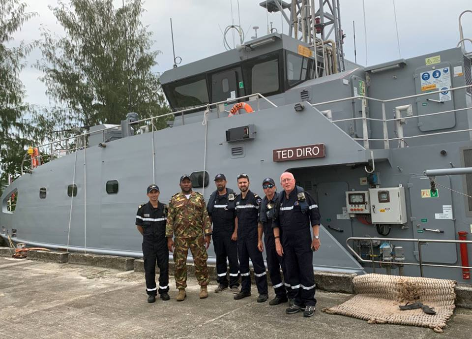 Force de défense de Papouasie Nouvelle-Guinée  / Papua New Guinea Defence Force (PNGDF) _10_t-33