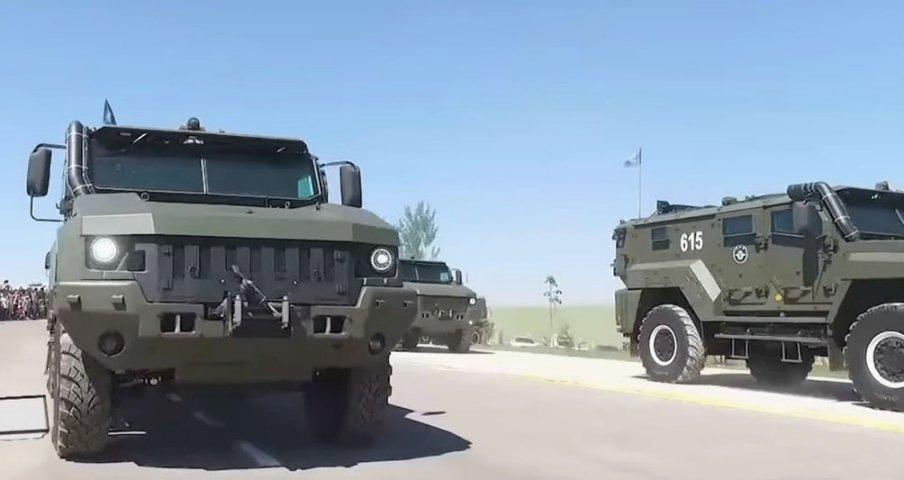 Armée Ouzbek / Uzbekistan's armed forces _10_t-78